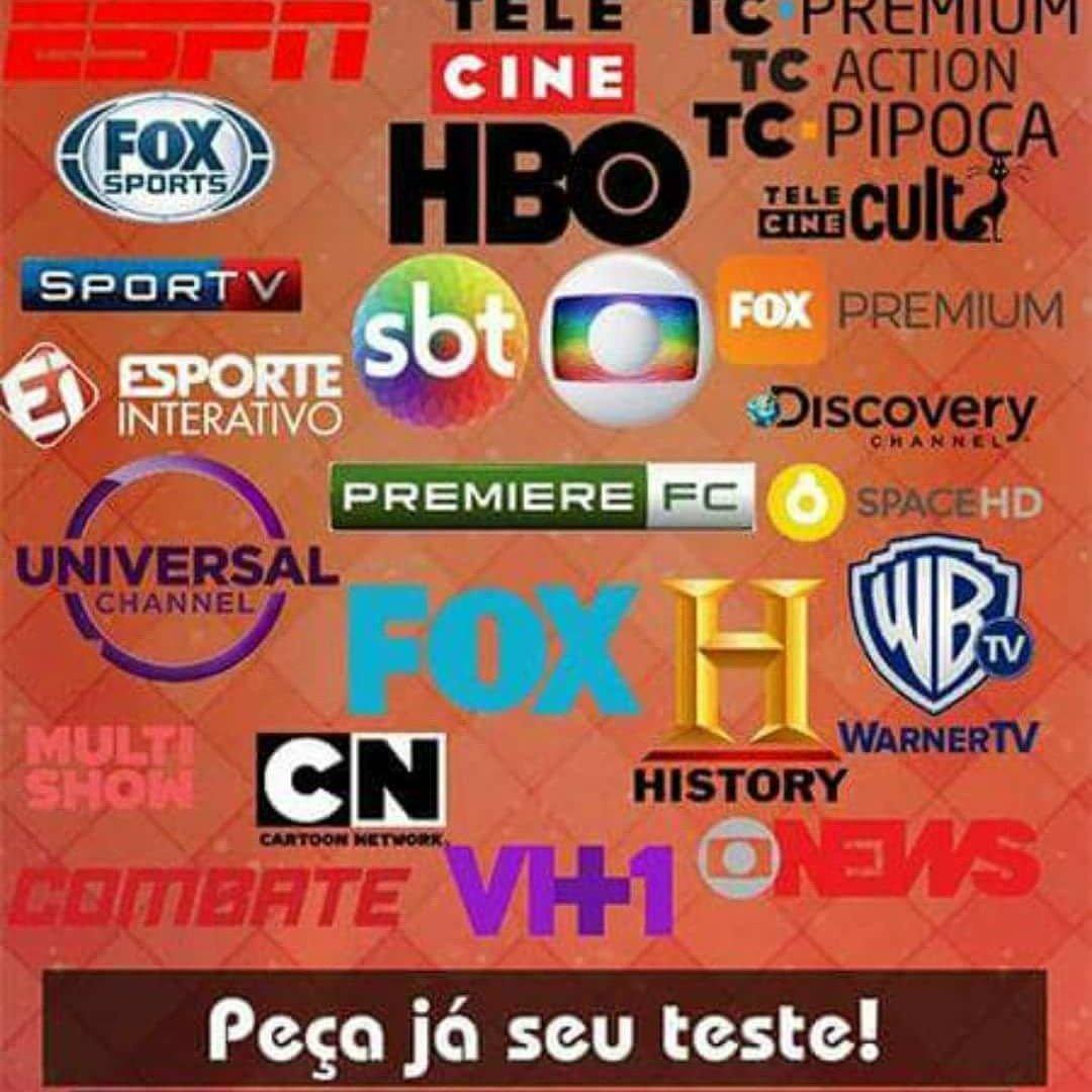 Araujo IPTV e CS peça seu teste zap 61998416049
