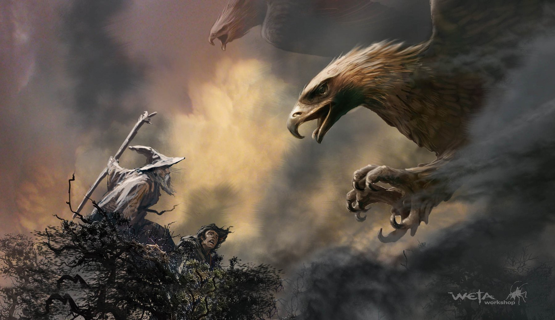 Artwork inspired by Tolkien - Page 28 DeUGcCQUwAADKXQ