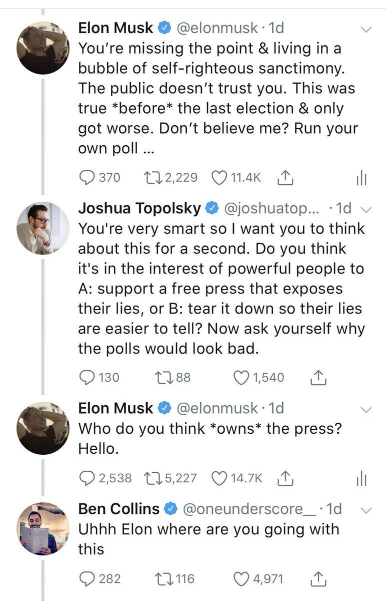Elon Musk on Twitter: