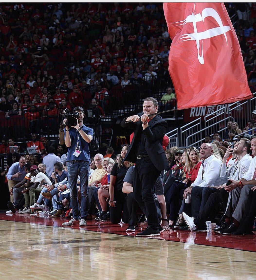Houston Rockets 3rd Quarter Stats: Tilman Fertitta (@TilmanJFertitta)