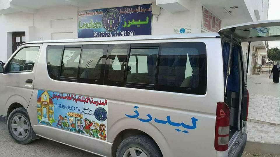 Location minibus kairouan