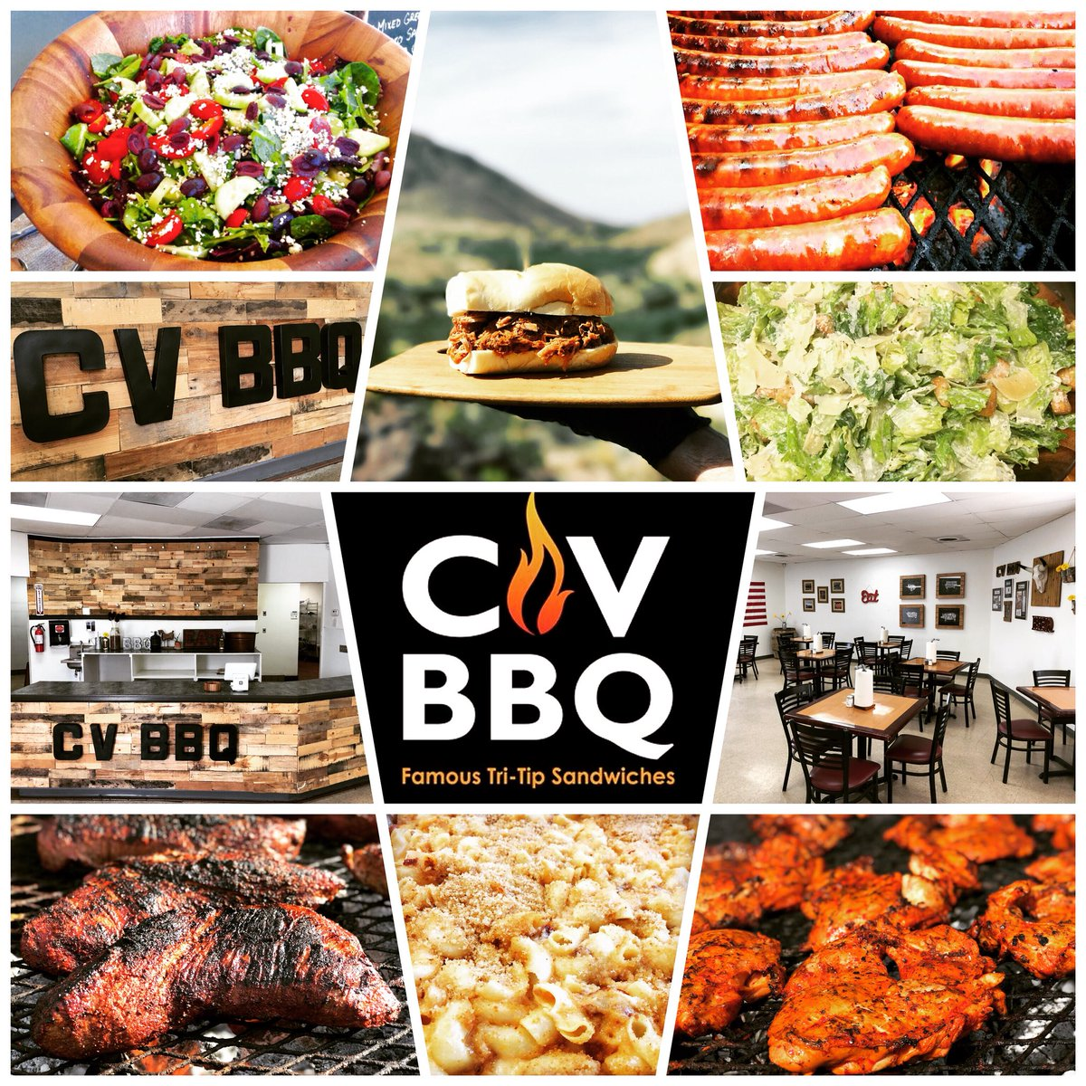 cv bbq on twitter we are 1 week away from our grand opening on