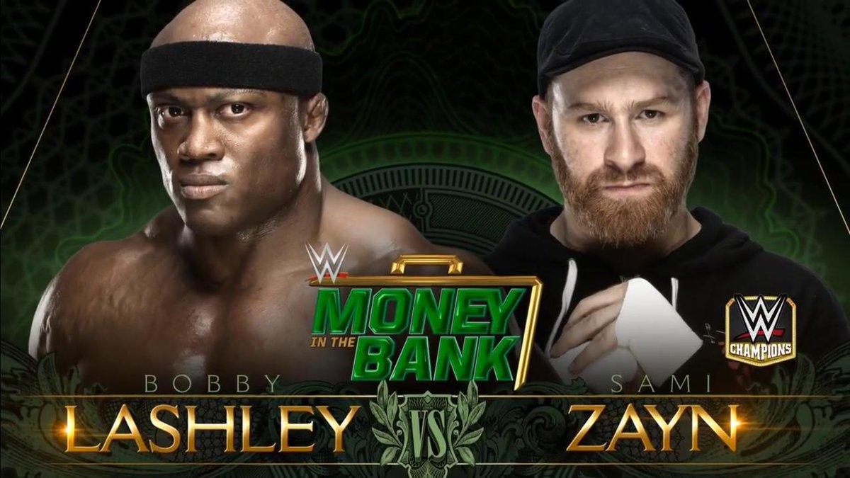 जानिए  WWE Money in the Bank पेपरव्यू में होंगे कौन-कौन से मैच 1
