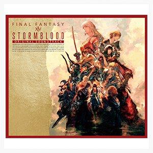STORMBLOOD FINAL FANTASY XIV Original Soundtrackに関する画像3