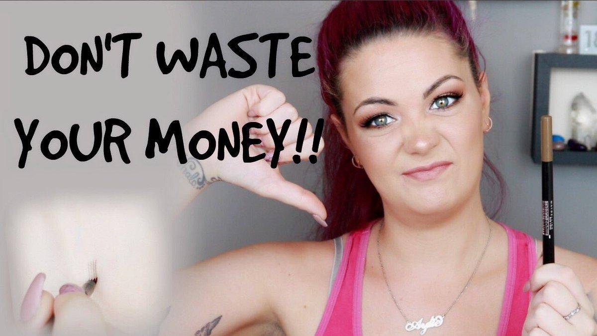 https://youtu.be/wAK8NeS-mVs so I tried the Maybelline tattoo brow  bit of a fail, go watch!!  #beauty #tattoobrow #microblading #makeup #makeupreview #MakeupMonday #makeupartist #MakeupAddict #makeup #hotornotpic.twitter.com/tLuNszyzGM