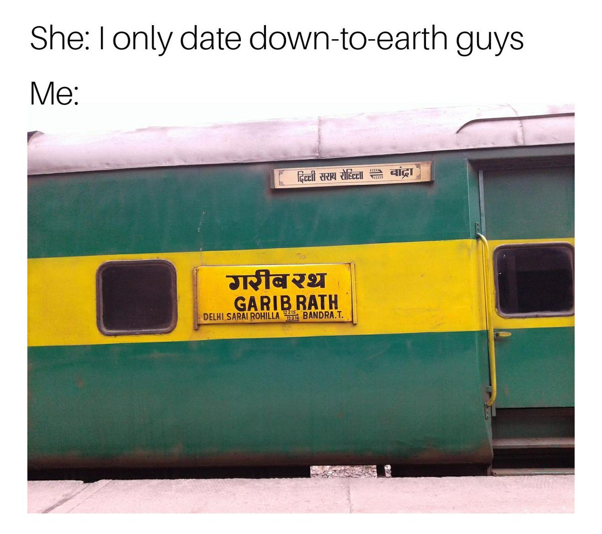 Indian Railway Memes (@IRmemes) | Twitter
