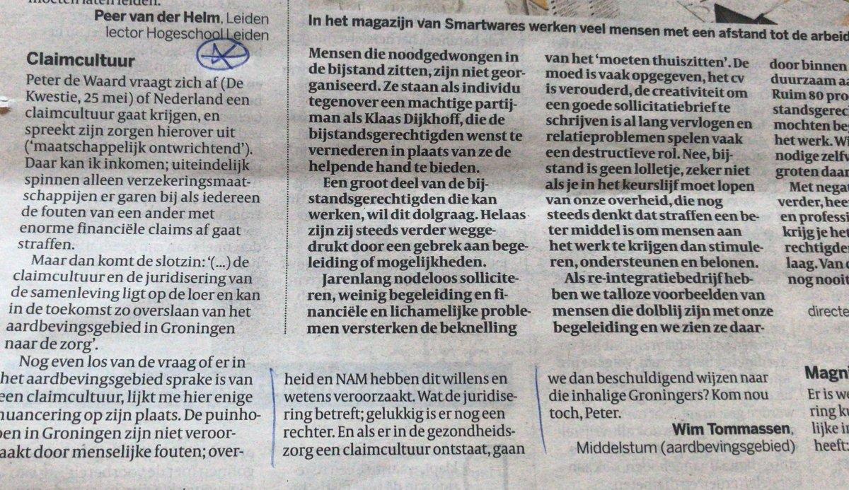 Vangraannaarbanaan On Twitter De Puinhopen In Groningen
