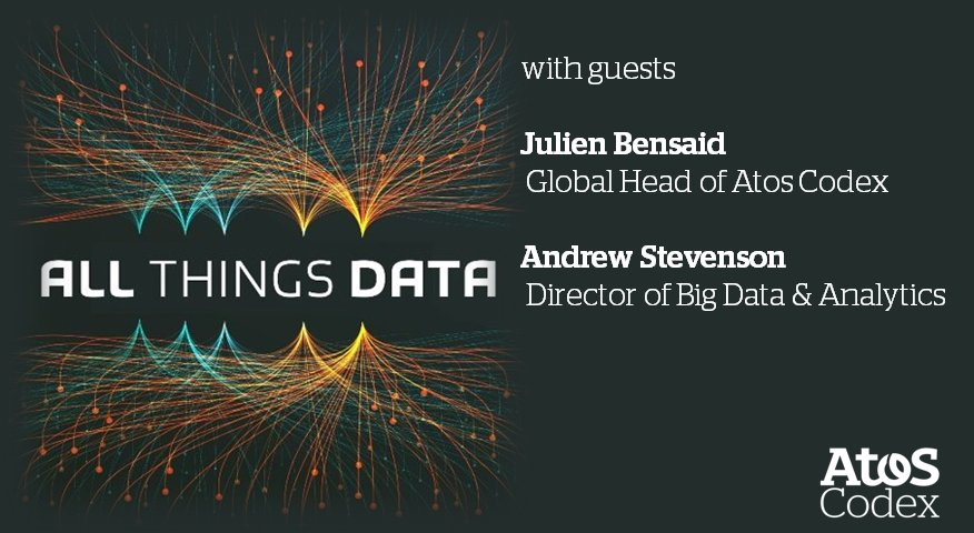 Access now the 2nd Ep to know how the Internet of Things and Data Science are enabling intelligent operations with @Jbensaid and @Atos_AndrewSt on the #AllThingsData Podcast #DataScience #DataScientist #BigData #IoT #IoT #AI #MachineLearning #DeepLearning  http:// bit.ly/2IVV2jf    <br>http://pic.twitter.com/iztL44WXA5