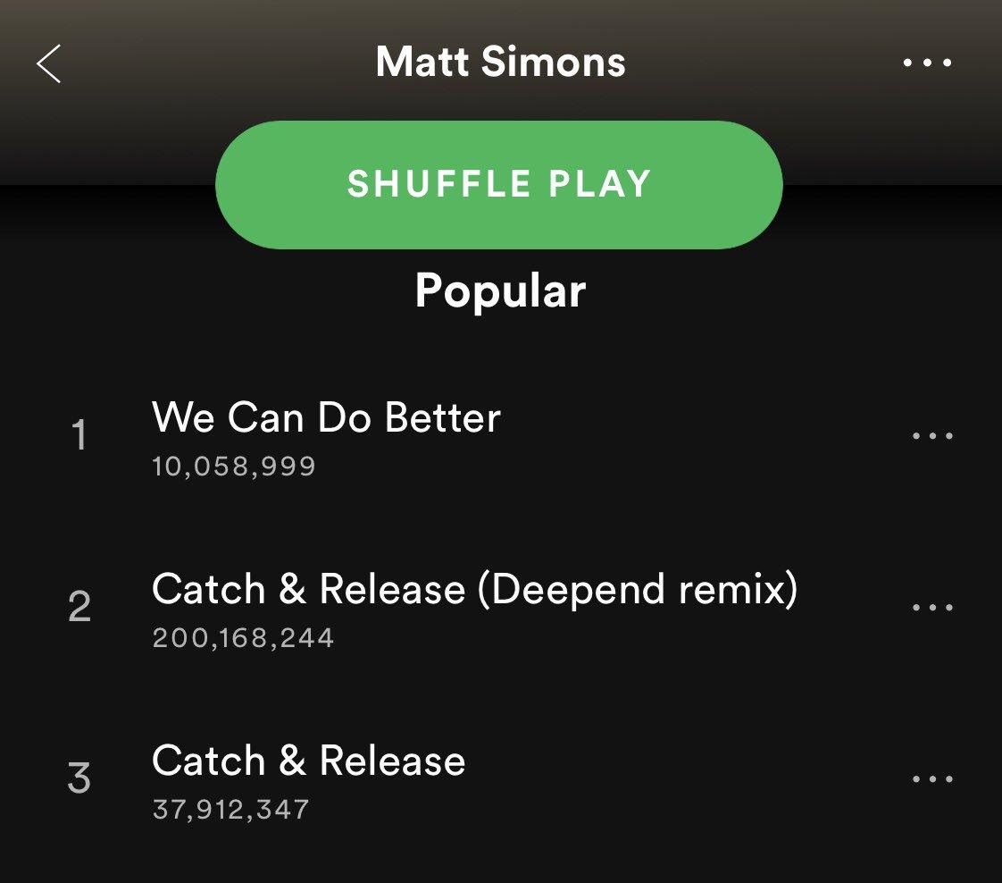 Matt Simons on Twitter: