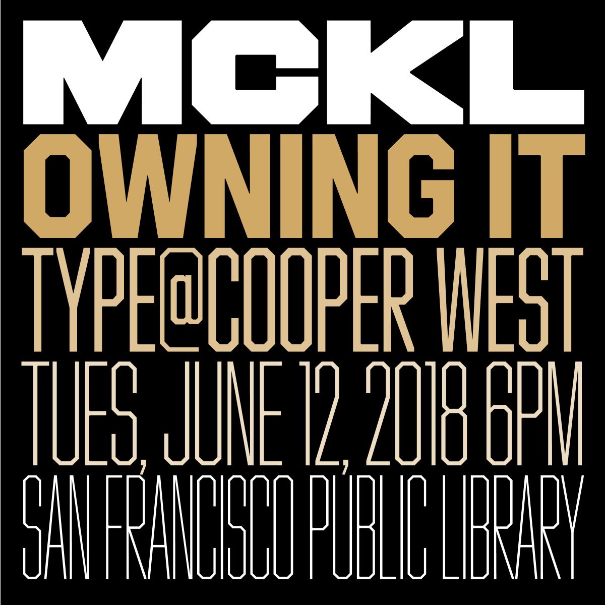 MCKL on Twitter: