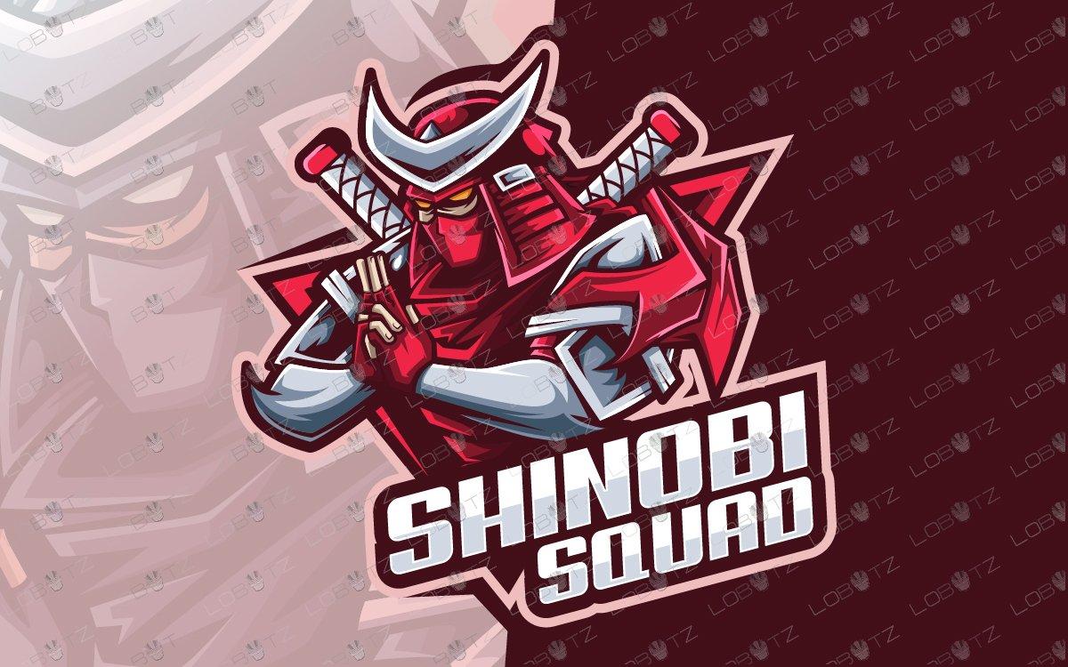 Logos Lobotz On Twitter Shinobi Logo Shinobi Esports Logo