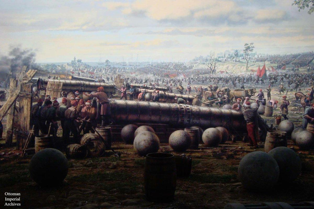 Ottoman Imperial Archives On Twitter 29 Mayıs 1453de Istanbulun