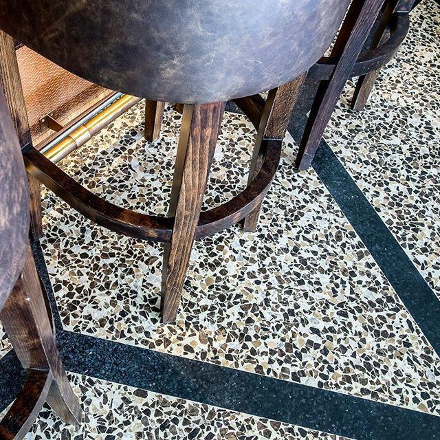 Diespeker On Twitter Bespoke Terrazzo Floor For Osh