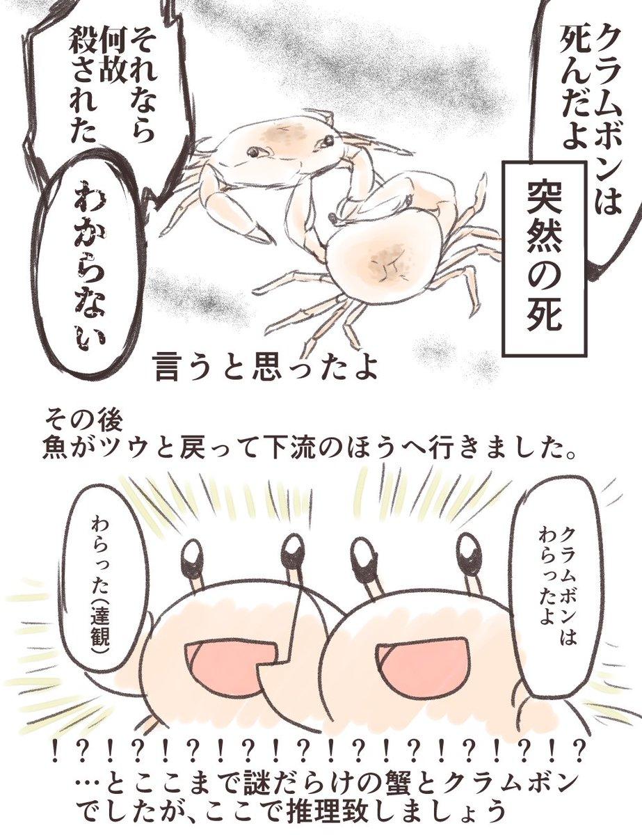 "mizu on Twitter: ""クラムボンはエスペラント語のcrabo(発音:クラーボ ..."