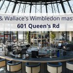 #Wimbledon just got a whole lot better. @601queensrd is officially open for business! Find out what to expect: https://t.co/Y0m06ooX7v