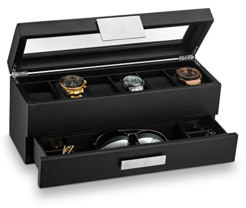 ce5a6afd6 ... for Mens Jewelry Watches, Men's Storage Holder Boxes has a Large Glass  Top on Play Market  https://play.google.com/store/apps/details?id=com.topshop …