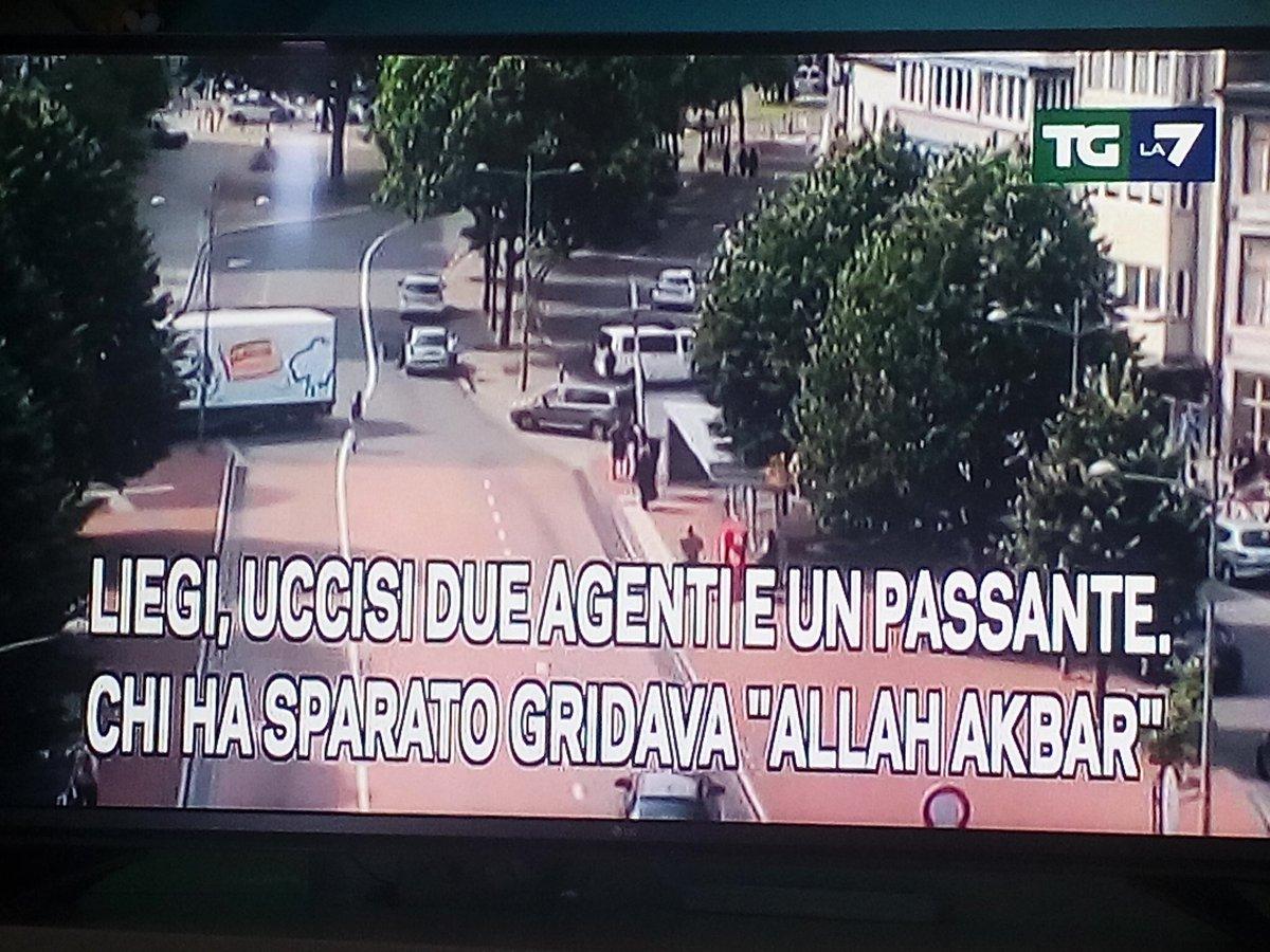 """Аллах Акбар"" в Льеже"
