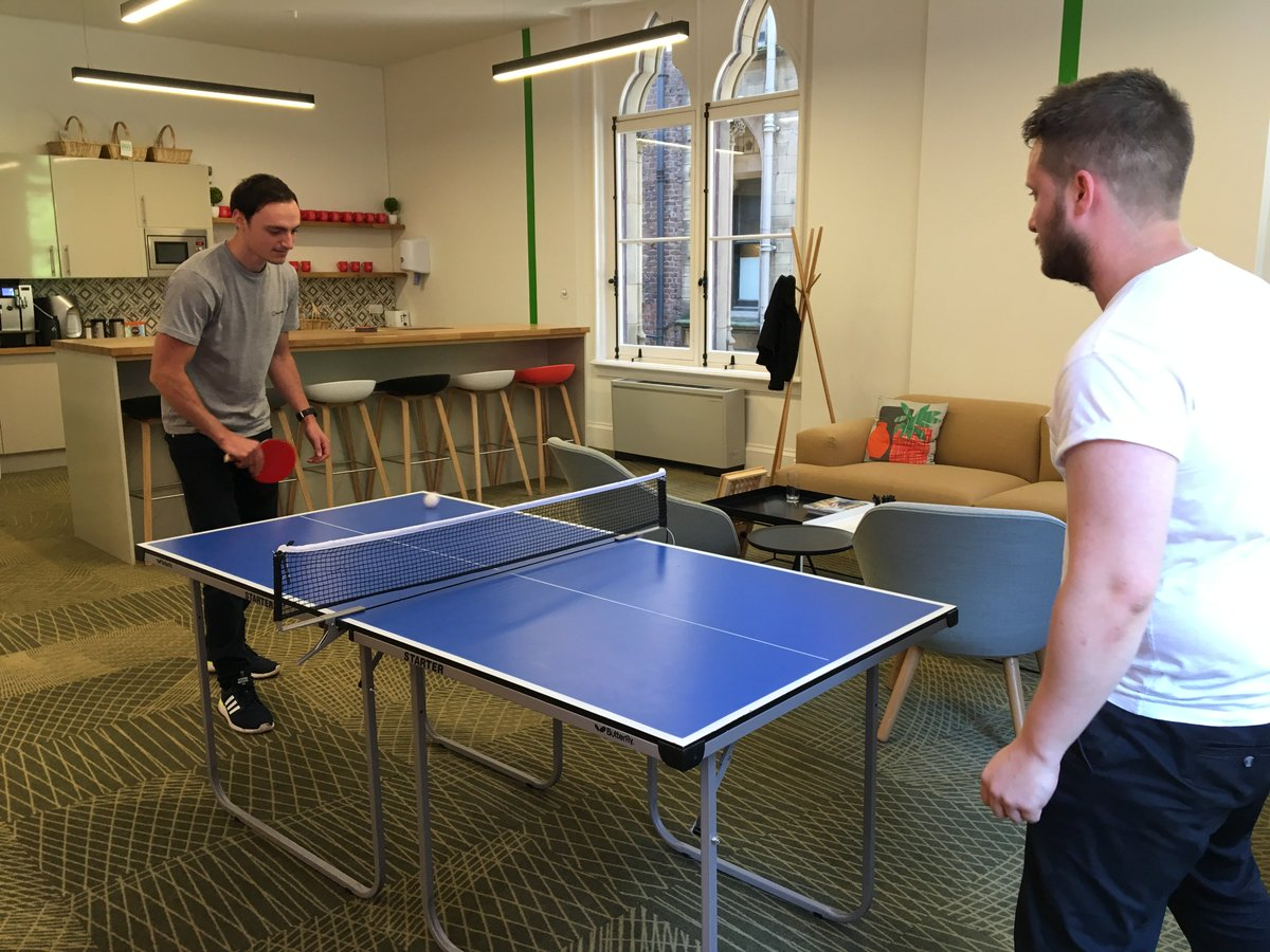 Headspace On Twitter Table Tennis Tournament
