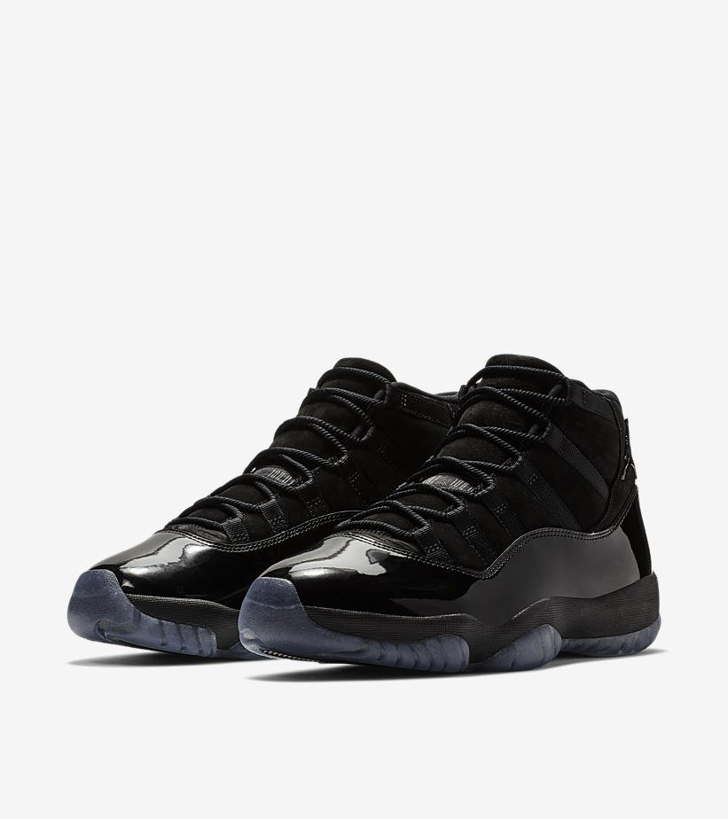Restock The Air Jordan 11  Cap and Gown  is now available via  Eastbay! b5df1e07857