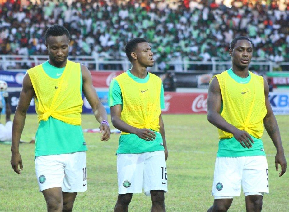 Nigeria vs DR Congo. ⚽🇳🇬 #SoarSuperEagles 🇳🇬🇳🇬🇳🇬