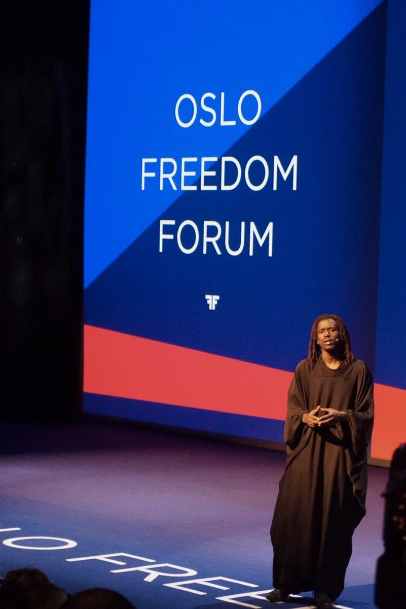 Oslo Freedom Forum on Twitter: