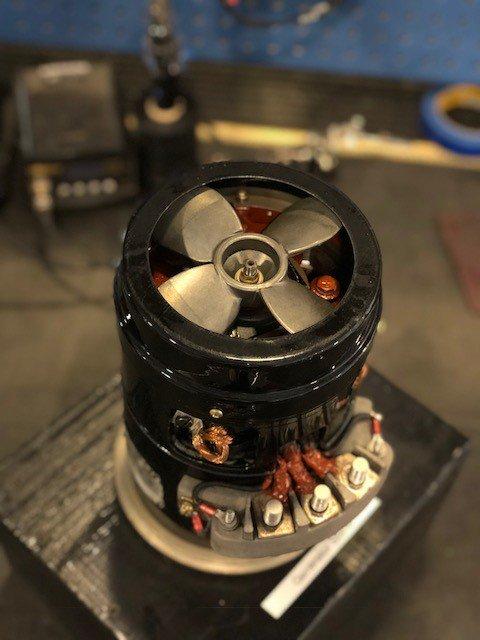sky tec starter overhaul manual