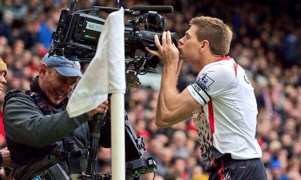 Happy Birthday Steven Gerrard
