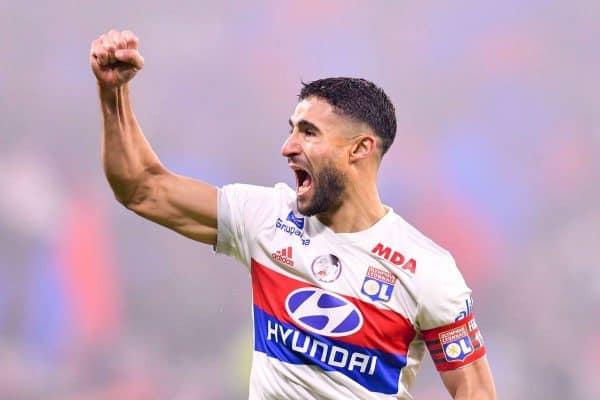 29adf251ab0 Liverpool in €60m bid for Lyon forward Nabil Fekir