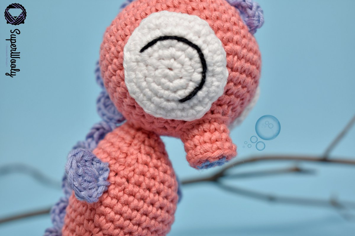 Superwooly On Twitter Hi I Am Horsy And My Amigurumi Pattern Is