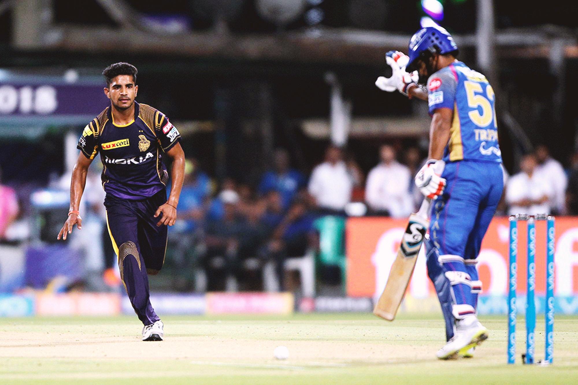 Shivam Mavi IPL- KKR