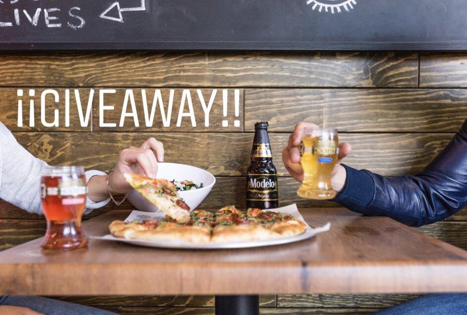 Gana una comida gratis para dos personas, entra a nuestra cuenta de Instagram (Pieologymx) y participa.