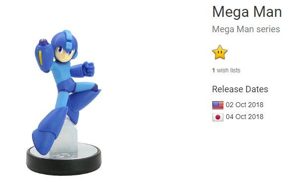 Amiibo Alerts On Twitter Mega Man 11 Amiibo Edition Switch