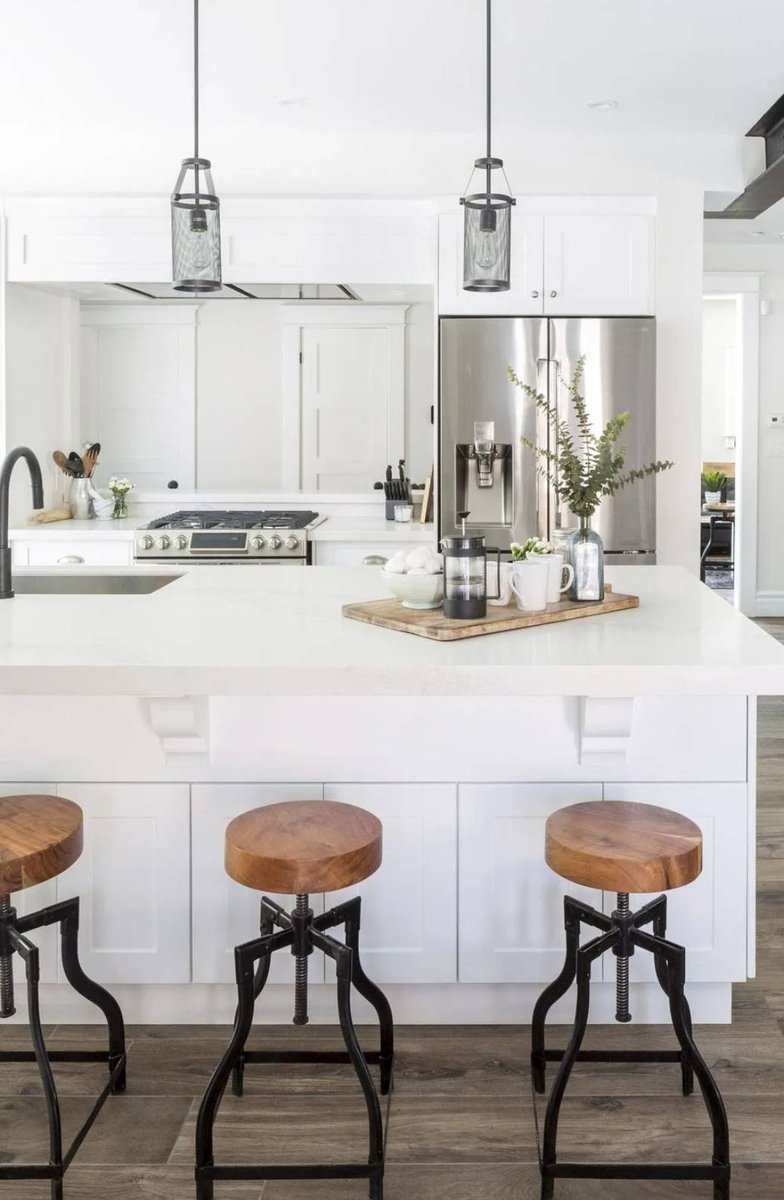 Image of: Alves Development On Twitter Did You Know That Hidden Cabinets On Both Sides Of A Kitchen Island Can Double Up As A Place To Store Linens Platters And Single Use Items Tiptuesday Kitchen