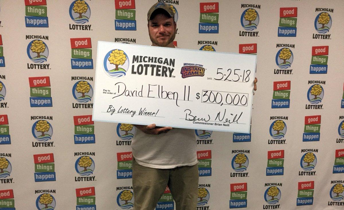 Michigan Lottery on Twitter: