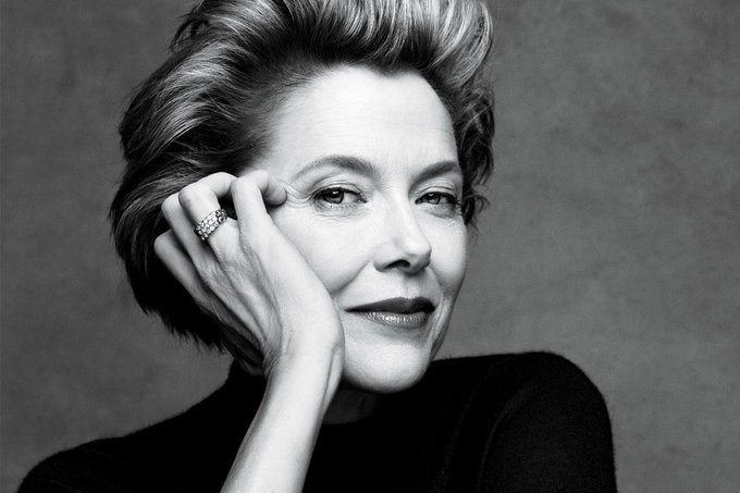 Happy Birthday to Annette Bening  she s still a sassy queen at 60!