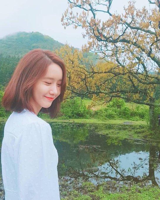 Happy birthday an amazing woman Im YoonA