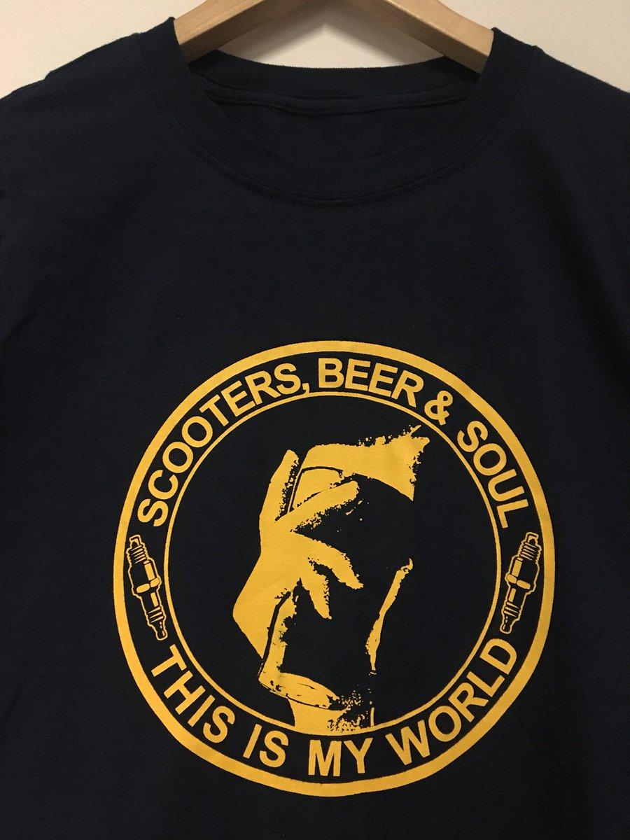 Lambretta Northern Soul T Shirt | Azərbaycan Dillər Universiteti