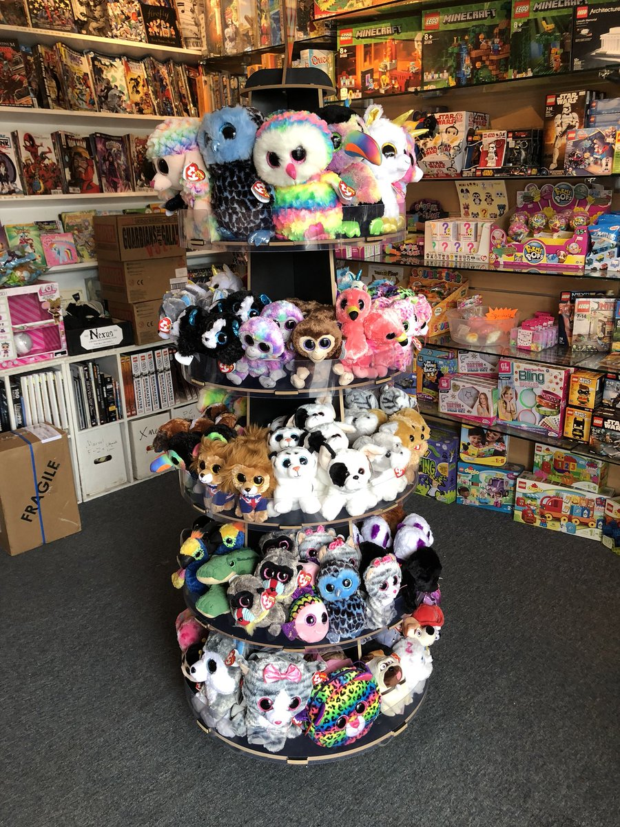 The display is full to the brim come and buy yours now - from £3 each   beanieboos  tybeanie  corshampic.twitter.com KMV8miF6Is d24a42e0ccd4