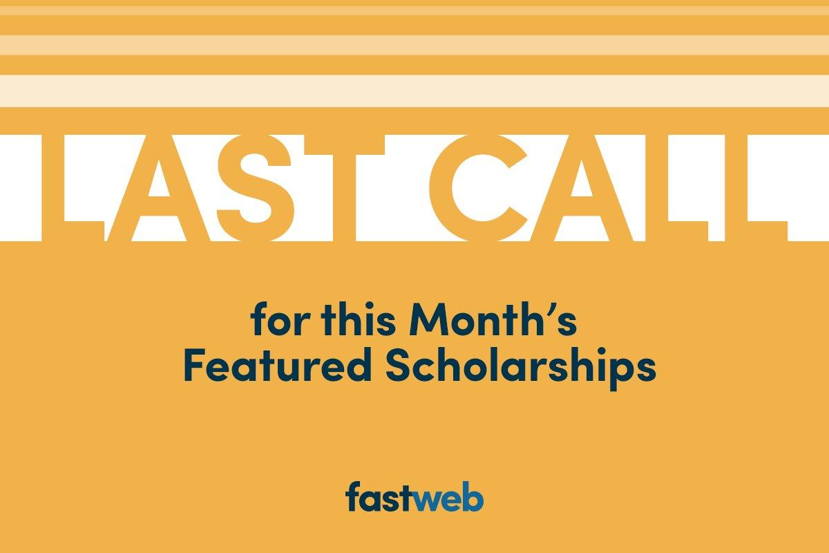 Fastweb Scholarships on Twitter: