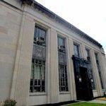 Image for the Tweet beginning: BREAKING: Historic Allentown Post Office