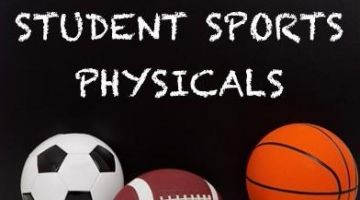 """sports physical form episd  Brown Middle School в Twitter: """"$11 Sports Physicals at ..."""