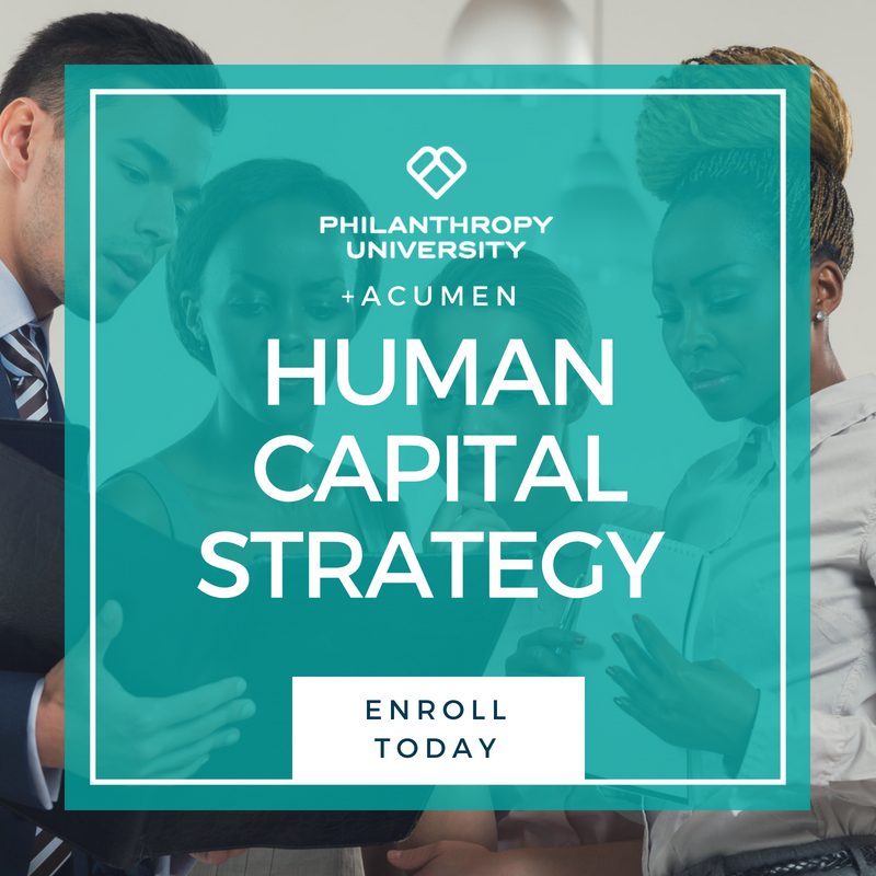 Human Capital Strategy (Independent)