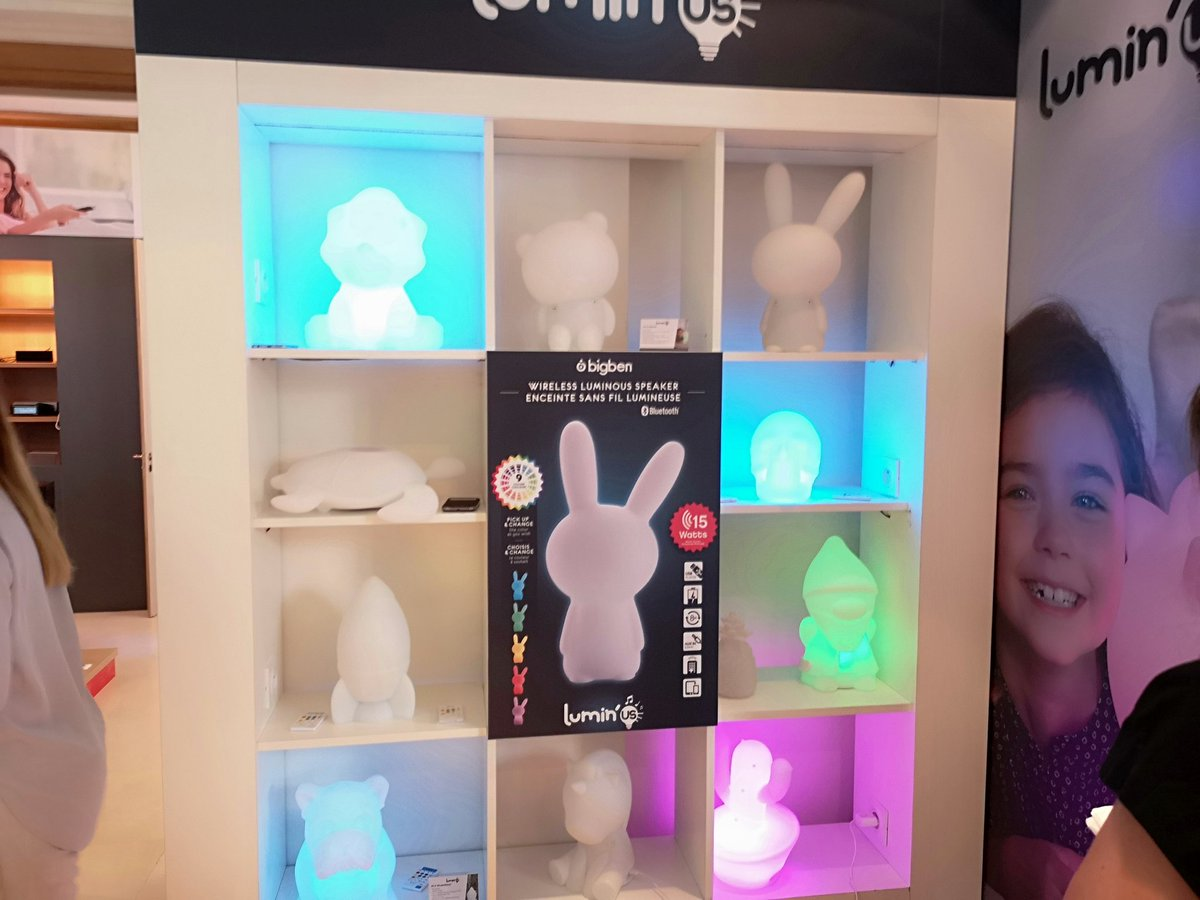 Idboox On Twitter Craquage Total Pour Les Lampes Bluetooth