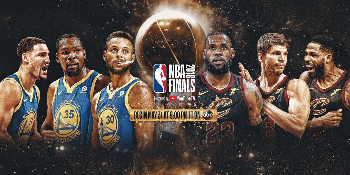2018 NBA Finals - Cavaliers vs. Warriors   Basketball ...