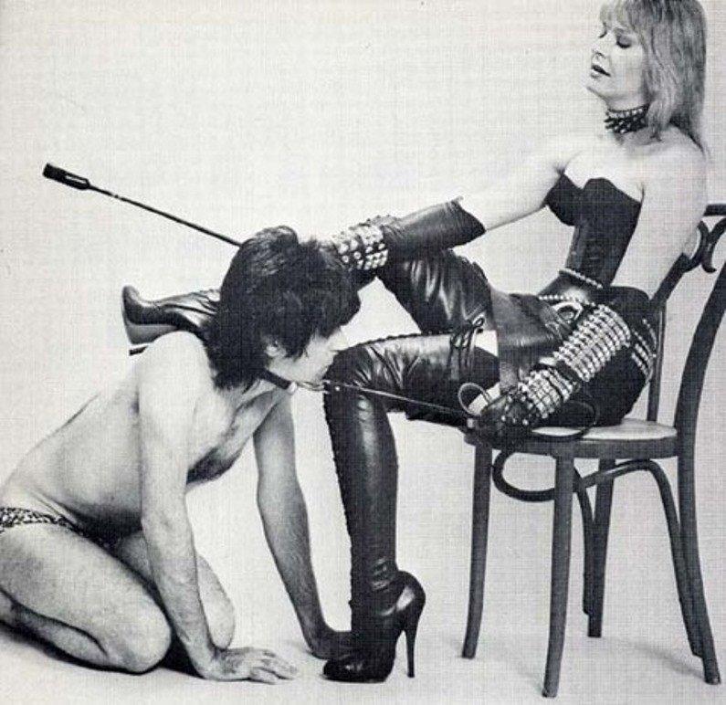 Mistress Katalyn Enjoys Anal In A Bdsm Threesome