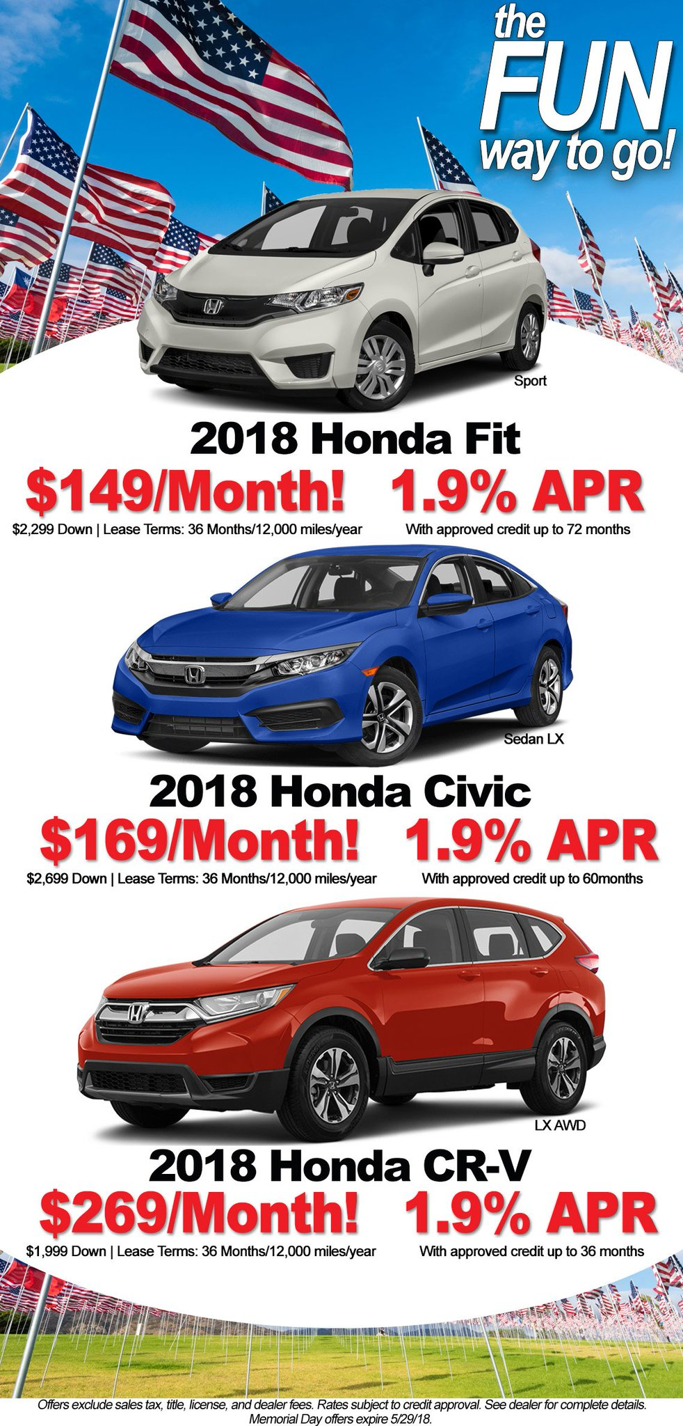 crown motors on twitter memorial savings continue through thursday for your convenience crown motors is open 9am 8pm twitter
