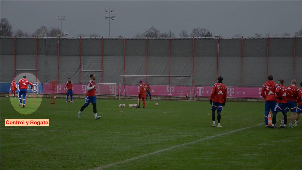 Circuito Tecnico Futbol : Ejercicio de futbol potencia aeróbica
