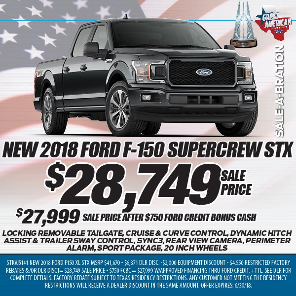 Planet Ford Humble >> Planet Ford 59 On Twitter Get A New 2018 Ford F 150