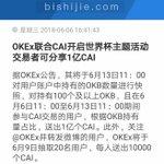 Image for the Tweet beginning: 一亿CAI分享用户……
