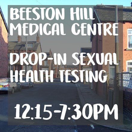 Sexual health clinic leeds beeston road